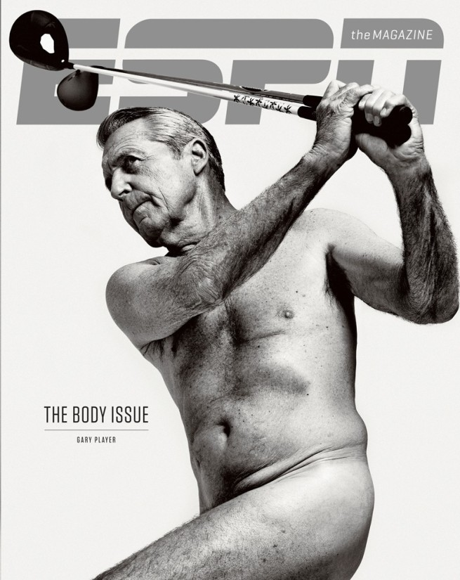 COVER 4 ESPN Glof