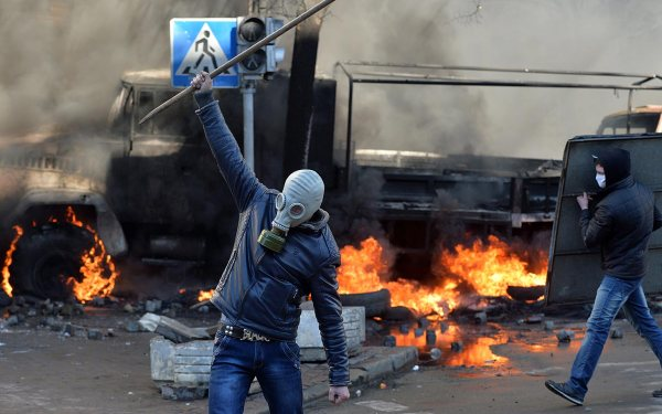 UKRAINE-UNREST-POLITICS-EU-RUSSIA-PROTEST